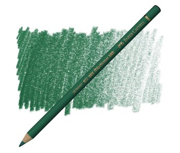 Faber Castell 264 Dark Phthalo Green Polychromos Coloured Pencil