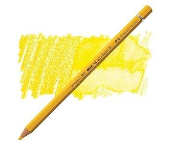 Faber Castell 108 Dark Cadmium Yellow Durer Watercolor Pencil