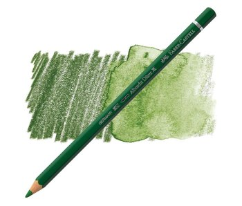Faber Castell 167 Permanent Green Olive Durer Watercolor Pencil
