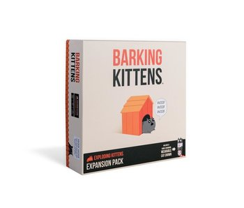 EXPLODING KITTENS EXP 3 - BARKING KITTENS