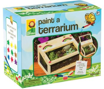 Our Garden Paint A Terrarium