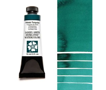 Daniel Smith 15ml Phthalo Turquoise Extra-Fine Watercolor