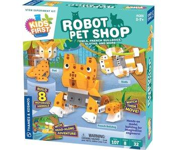 Thames & Kosmos Robot Petshop