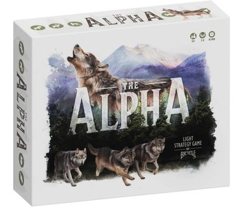 The Alpha - Light Strategy Game