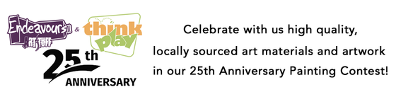 Endeavours' 25th Anniversary Contest