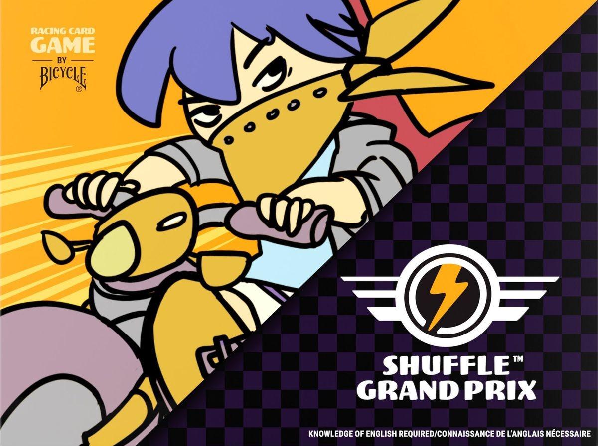 Game Spotlight: Shuffle Grand Prix