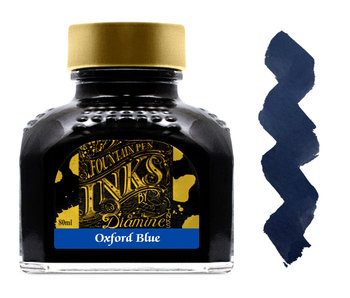Diamine Ink 80ml Oxford Blue