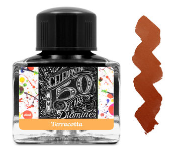 Diamine Ink 40ml Anniversary Terracotta