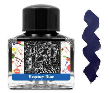 Diamine Ink 40ml Anniversary Regency Blue
