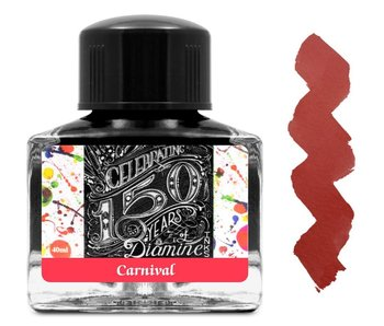 Diamine Ink 40ml Anniversary Carnival