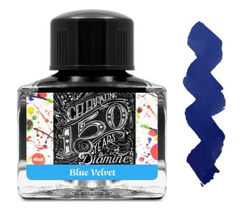 Diamine Ink 40ml Anniversary Blue Velvet