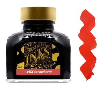 Diamine Ink 80ml Wild Strawberry