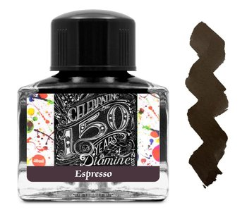 Diamine Ink 40ml Anniversary Espresso