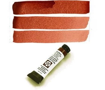 Daniel Smith 5ml Burnt Sienna Extra-Fine Watercolor