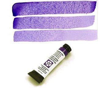 Daniel Smith Xf Watercolor 5Ml Ultramarine Violet