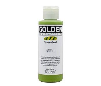 GOLDEN 4OZ FLUID GREEN GOLD SERIES 7