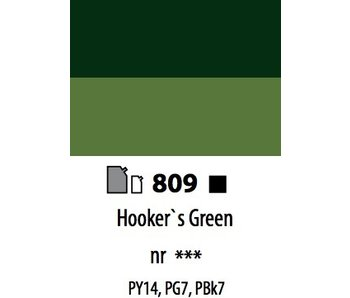 ABSTRACT ACRYLIC 120ML BAG HOOKER'S GREEN