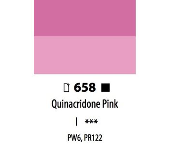 ABSTRACT ACRYLIC 120ML BAG QUINACRIDONE PINK