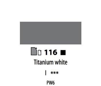 ABSTRACT ACRYLIC 500ML BAG TITANIUM WHITE