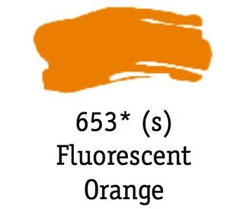 SYSTEM 3 150ML FLUORESCENT ORANGE