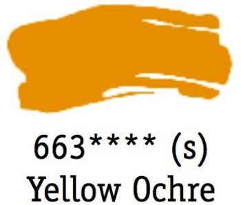 SYSTEM 3 150ML YELLOW OCHRE