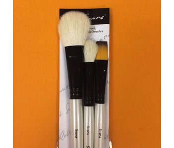 SIMPLY SIMMONS MOP UP BRUSH SET