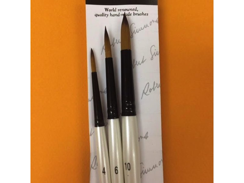 SIMPLY SIMMONS TO THE POINT BRUSH SET