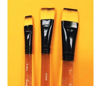 SIMPLY SIMMONS WATERCOLOUR BRUSH WASH GLAZE 3/4