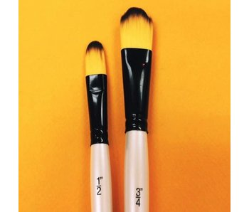 SIMPLY SIMMONS WATERCOLOUR BRUSH OVAL WASH 1/2