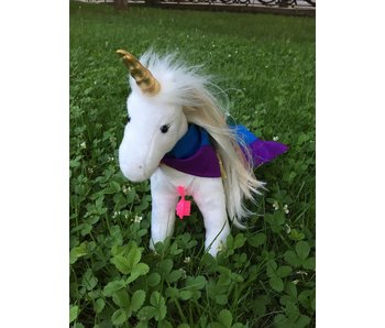 DOUGLAS CUDDLE TOY PLUSH GOLDEN PRINCESS UNICORN