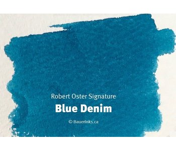 ROBERT OSTER INK 100ML Blue Denim