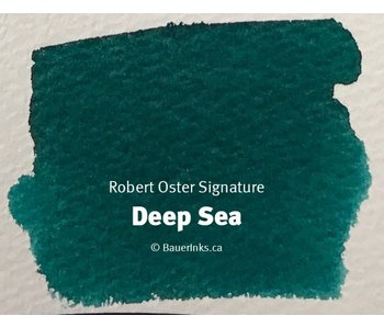 ROBERT OSTER INK 100ML Deep Sea
