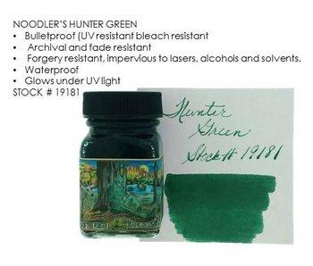 Noodler's Hunter Green 1 oz. Eternal