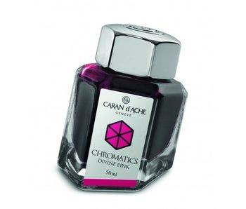 CARAN D'ACHE INK GENVE CHROMATICS INKREDIBLE COLORS DIVINE PINK