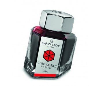 CARAN D'ACHE INK GENVE CHROMATICS INKREDIBLE COLORS INFRA RED