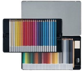 STABILO CARBOTHELLO CHALK PASTELS 60PK SET