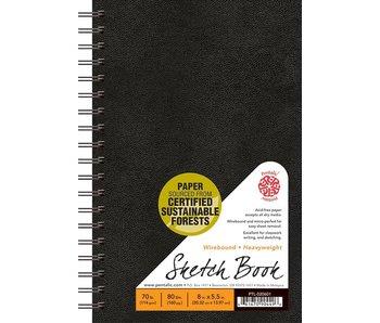 PENTALIC SKETCH BOOK HEAVYWEIGHT 5.5x8.5 WB