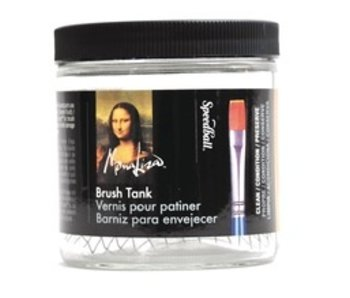 MONA LISA BRUSH TANK