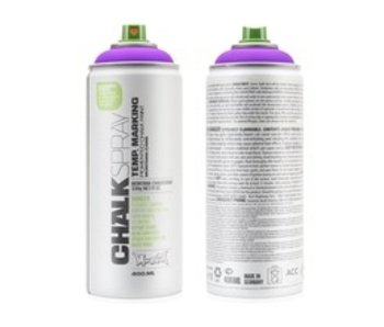 MONTANA CHALK SPRAY 400ML VIOLET (CN CODE)