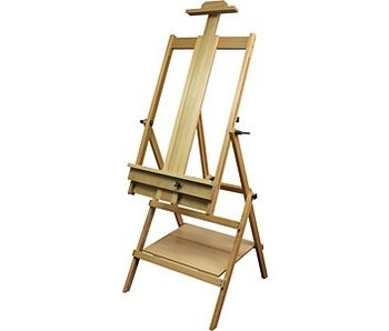 ART ALTERNATIVES MULTI MEDIA BEECH STUDIO EASEL