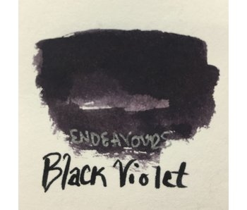 ROBERT OSTER INK 50ML BLACK VIOLET