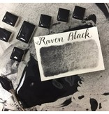 STONEGROUND PAINT HALF PAN RAVEN BLACK