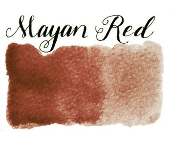 STONEGROUND PAINT HALF PAN MAYAN RED
