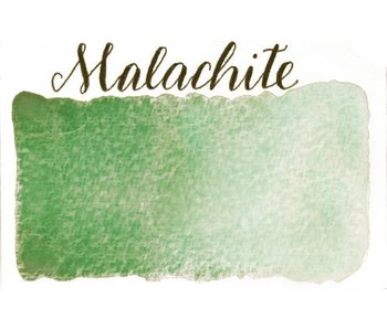 STONEGROUND PAINT HALF PAN MALACHITE