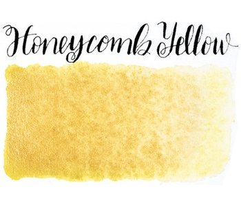 STONEGROUND PAINT HALF PAN HONEYCOMB YELLOW