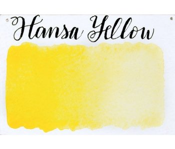 STONEGROUND PAINT HALF PAN HANSA YELLOW