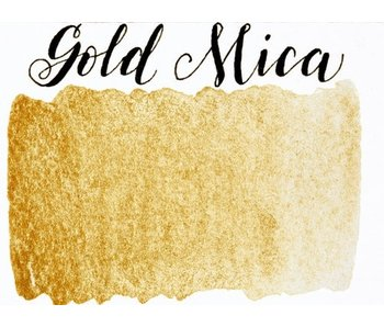 STONEGROUND PAINT HALF PAN GOLD MICA