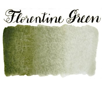 STONEGROUND PAINT HALF PAN FLORENTINE GREEN