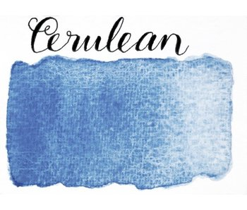 STONEGROUND PAINT HALF PAN CERULEAN