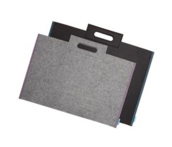ITOYA PROFOLIO MIDTOWN BAG 19X26 GREY